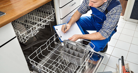 LG Dishwasher Repair in San Diego